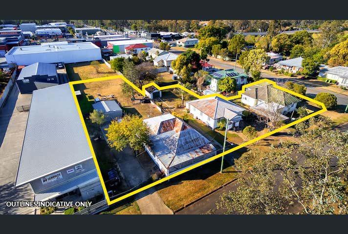 12, 14 & 25 Warrell & Hooper Streets West Ipswich QLD 4305 - Image 1