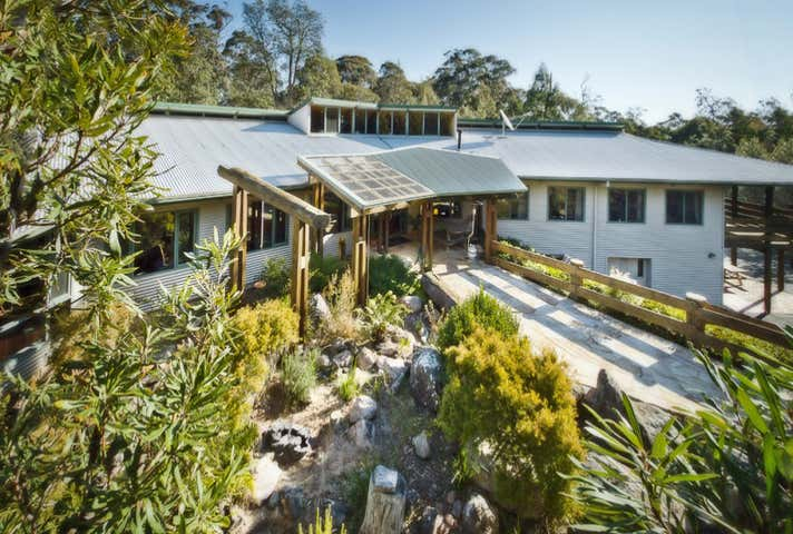 Yaraandoo 194 Point Lookout Road Ebor NSW 2453 - Image 1