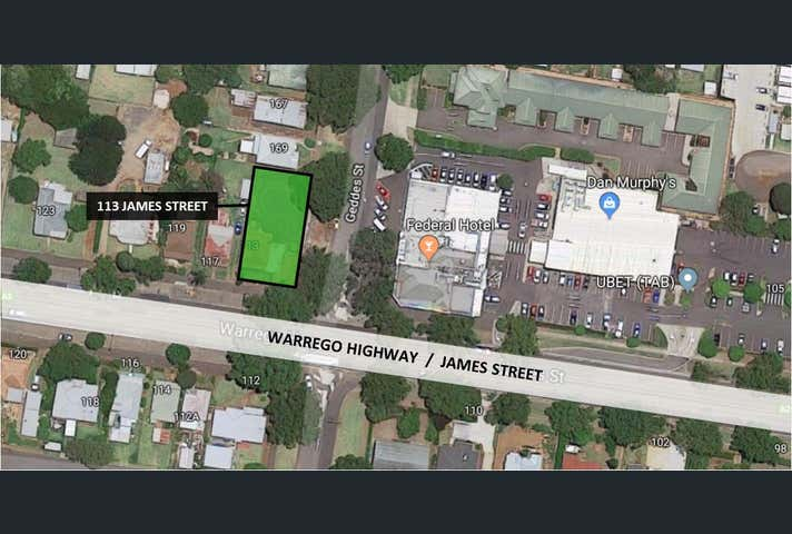 113 James Street East Toowoomba QLD 4350 - Image 1