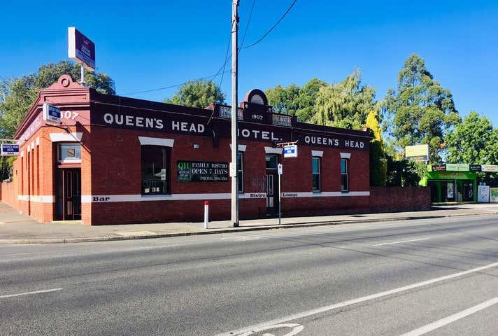 Queen's Head Hotel, 146 Hummfray Street Ballarat East VIC 3350 - Image 1