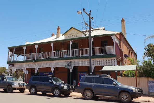 Dalwallinu Hotel Motel, 21 johnston Dalwallinu WA 6609 - Image 1