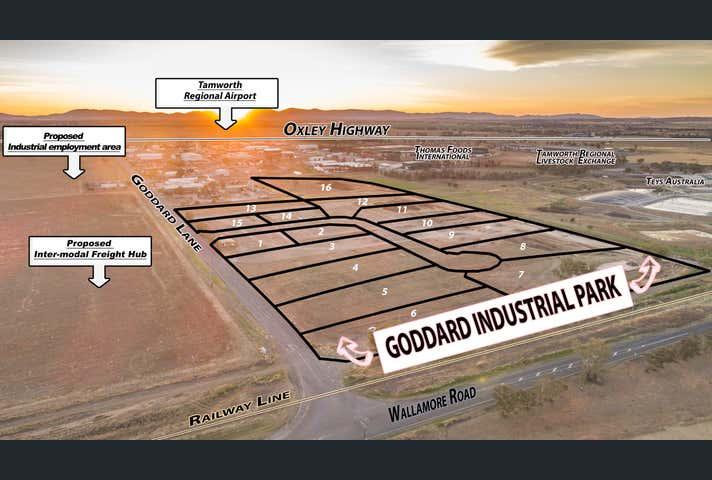 Goddard Industrial Park Tamworth NSW 2340 - Image 1