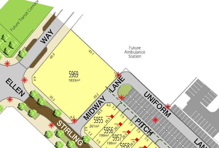 Ellenbrook Town Centre, 5969/52 Ellen Stirling Parade Ellenbrook WA 6069 - Image 1