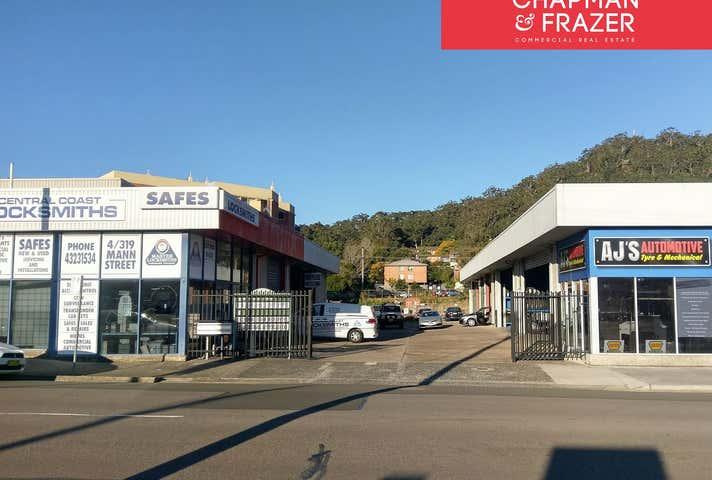 Unit 2, 319 Mann Street, Gosford, NSW 2250