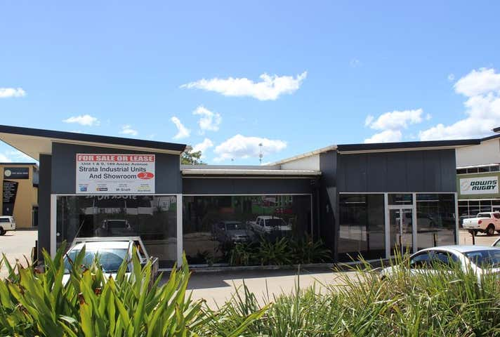 Unit 1, 189 Anzac Avenue Harristown QLD 4350 - Image 1