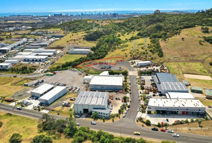 Various Lots, Cnr Warehouse & Brady Street Unanderra NSW 2526 - Image 1