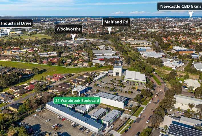 Unit 25, 31 Warabrook Boulevard Warabrook NSW 2304 - Image 1