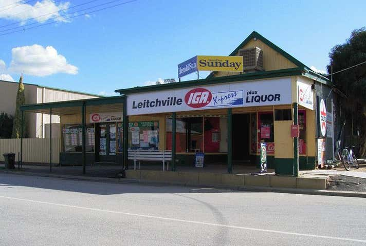 Leitchville, address available on request