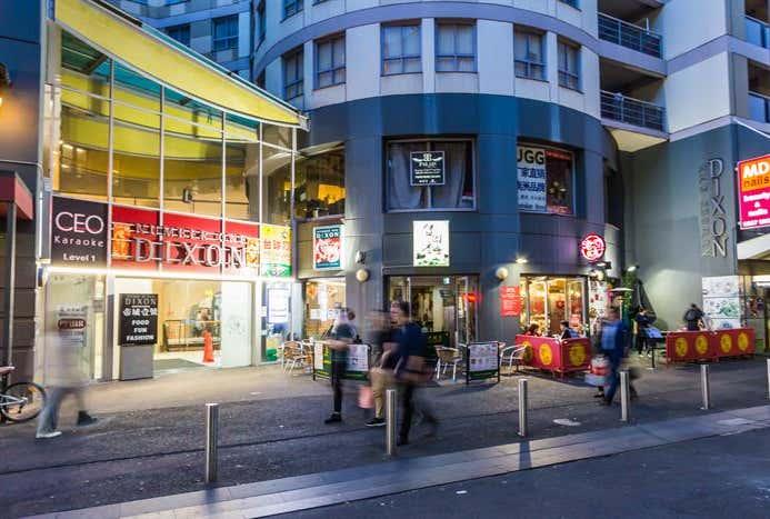 Shops 2 & 5-7, 1 Dixon Street, Sydney, NSW 2000