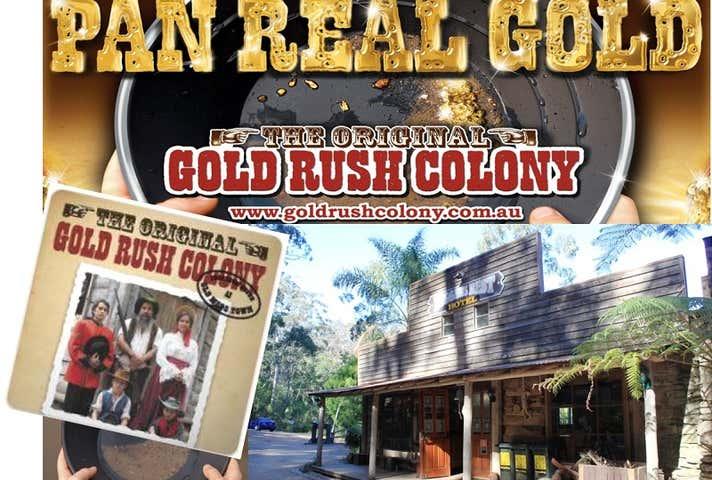 Original Gold Rush Colony, 26 James Street, Mogo, NSW 2536