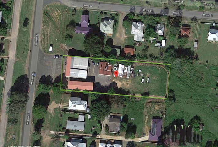 41-47 William Street, Kilcoy, Qld 4515