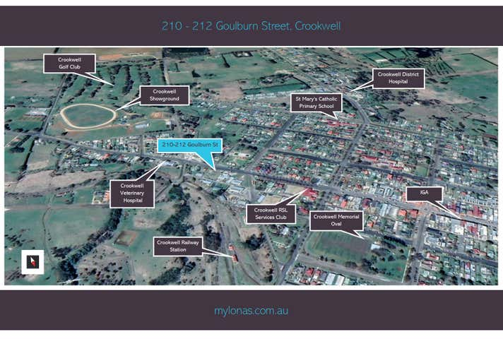 210-212 Goulburn Street Crookwell NSW 2583 - Image 1