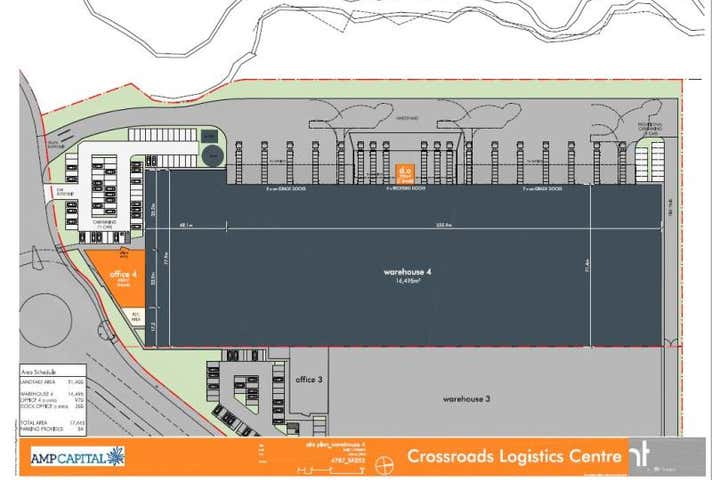 CROSSROADS LOGISTICS CENTRE - PRECINCT B, Cnr Campbelltown Rd and Hume Highway Casula NSW 2170 - Image 1
