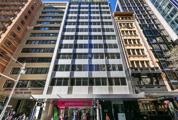 Suite 60 + 61, Level 11, 88 Pitt Street Sydney NSW 2000 - Image 1