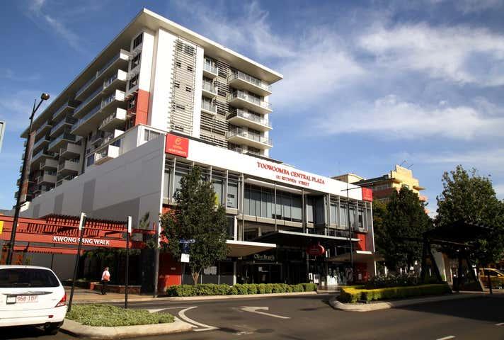 Toowoomba Central Plaza , lot 9 level 2, 532-544 Ruthven Street, 532-544 Ruthven Street,, Toowoomba City, Qld 4350