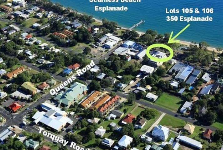 Lot 105 & 106 350 Esplanade Scarness QLD 4655 - Image 1