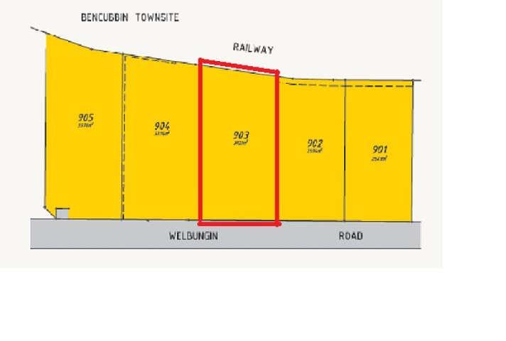 Lot 903 Welbungin Road Bencubbin WA 6477 - Image 1