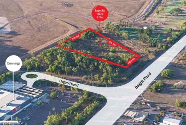 Pt Section 5730 Bagot Road, Pt Section 5730 Bagot Road, Coconut Grove, NT 0810