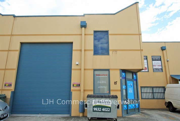 Unit 18, 13 Berry Street Clyde NSW 2142 - Image 1