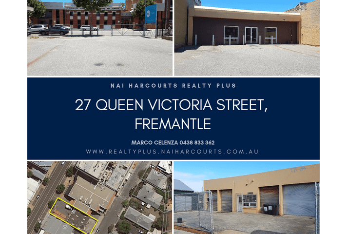 27 Queen Victoria Fremantle WA 6160 - Image 1