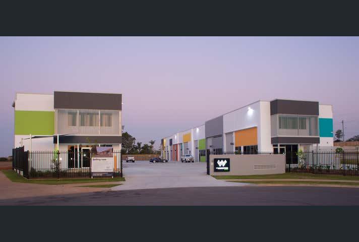 The Workstores Wynnum Caretaking Apartment & Agreement, 20/51 Industry Place, Wynnum, Qld 4178