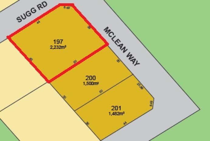 Lot 197, 13 McLean Way Lake King WA 6356 - Image 1