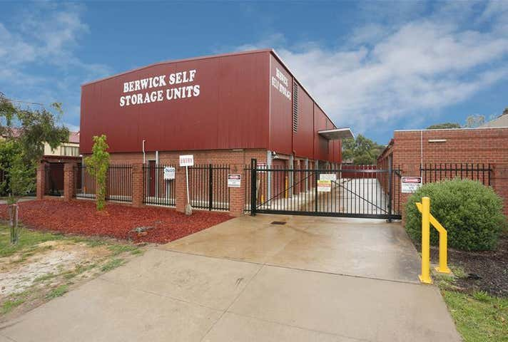 Berwick Self Storage, 100 Enterprise Avenue, Berwick, Vic 3806