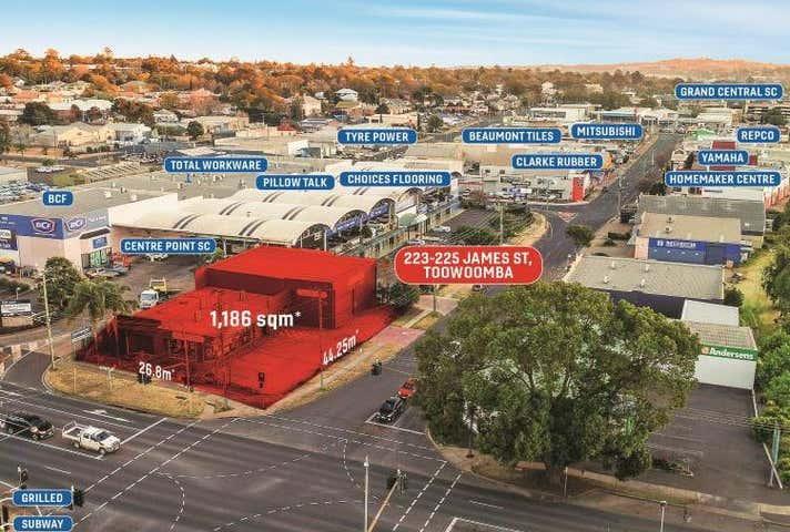 223-225 James Street Toowoomba City QLD 4350 - Image 1