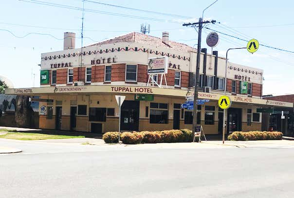 Tuppal Hotel, 149-153 Murray Street Finley NSW 2713 - Image 1