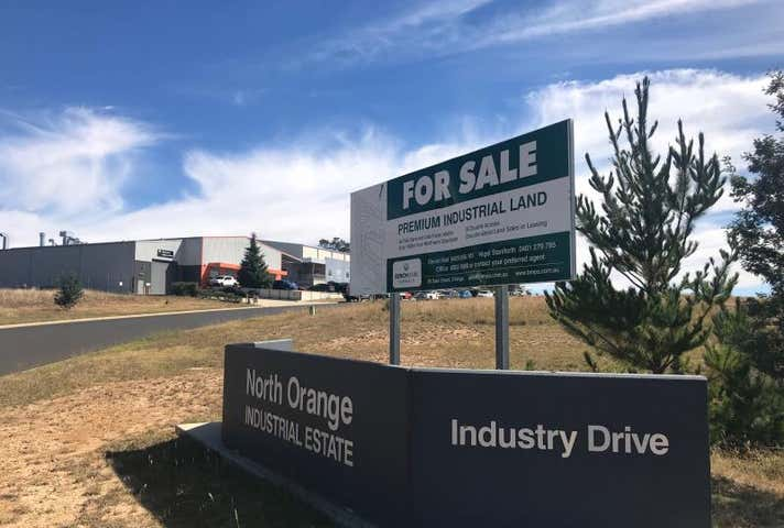North Orange Industrial Estate, Proposed Lot 3 Industry Drive Orange NSW 2800 - Image 1