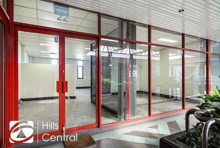 22/3-9 Terminus Street, Castle Hill, NSW 2154