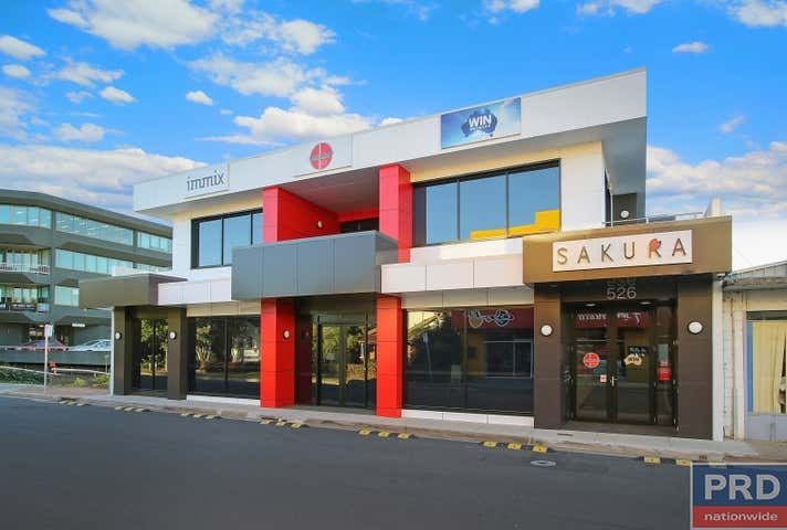 Suite 3, FF  526 Macauley Street Albury NSW 2640 - Image 1