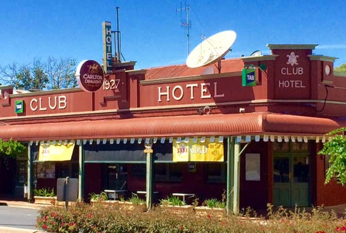 Club Hotel, 54 Commercial Street East, Kaniva, Vic 3419