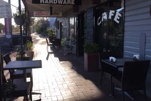 Wagon Wheel Cafe , 66 Burrowes Street Surat QLD 4417 - Image 1