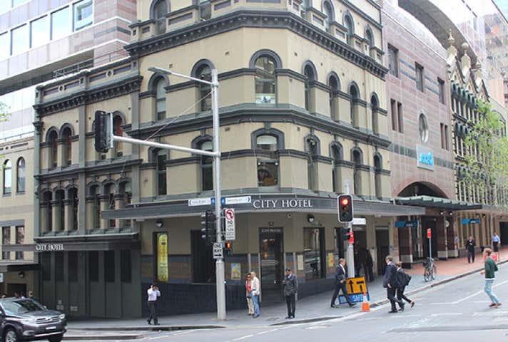 City Hotel , 347 Kent Street Sydney NSW 2000 - Image 1
