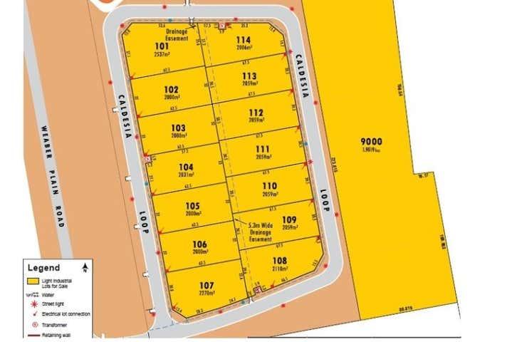 Lot 9000 Caldesia Loop Kununurra WA 6743 - Image 1