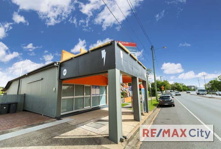 537 Old Cleveland Road, Camp Hill, Qld 4152