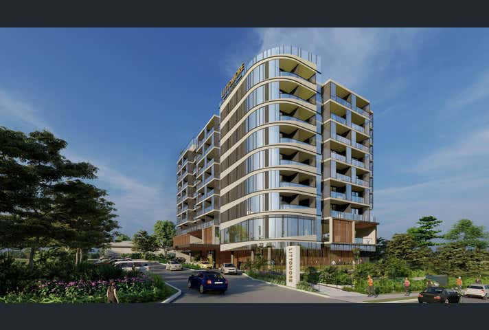 Approved Hotel Development Blacktown, 142 Sunnyholt Road Blacktown NSW 2148 - Image 1