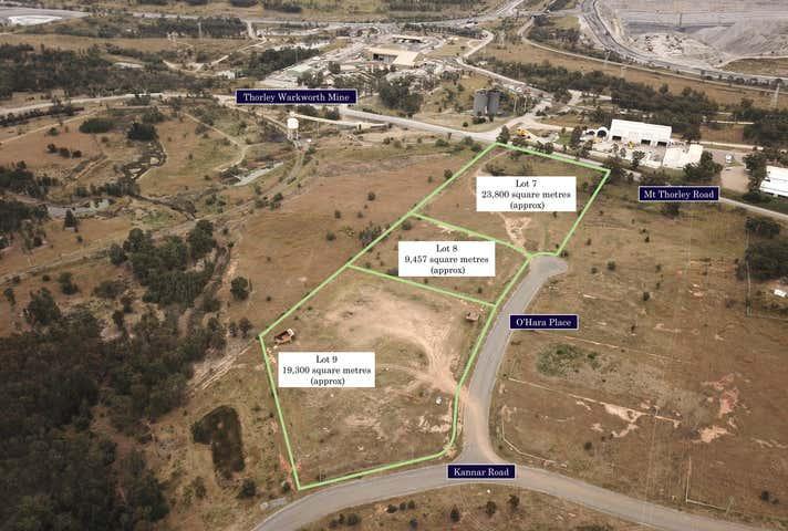 Lots 7, 8  O'Hara Place Singleton NSW 2330 - Image 1