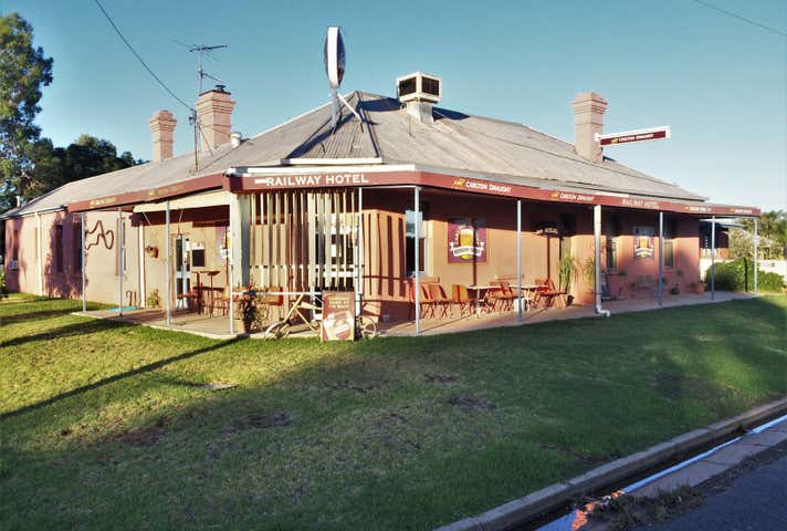 Railway Hotel Lockhart NSW, 33 Brookong Street Lockhart NSW 2656 - Image 1