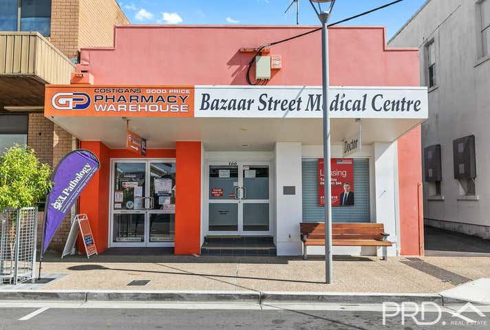 166-168 Bazaar Street Maryborough QLD 4650 - Image 1