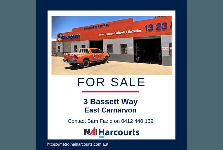 3 Bassett Way East Carnarvon WA 6701 - Image 1