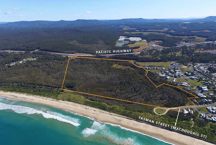 Lot 59 Tasman Street (Macdougall Street) Corindi Beach NSW 2456 - Image 1
