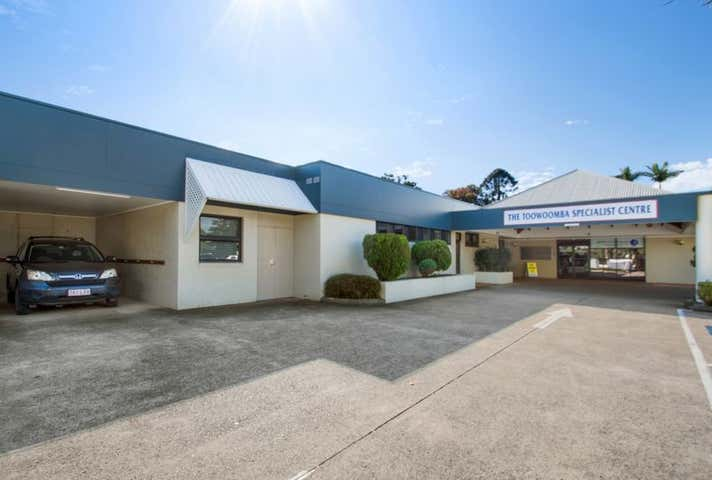 Suite 7, 7 Scott Street Toowoomba City QLD 4350 - Image 1