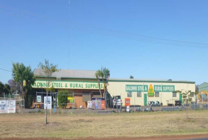 ' Balonne Steel and Rural Supplies ' St George QLD 4487 - Image 1