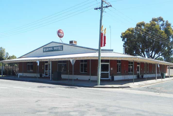 Wakool Hotel, 15 Cook Street Wakool NSW 2710 - Image 1