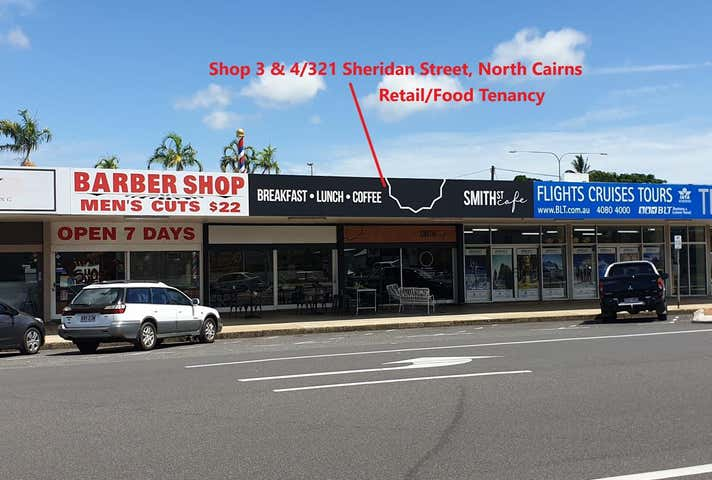 Shop 3 & 4, 321 Sheridan Street Cairns North QLD 4870 - Image 1