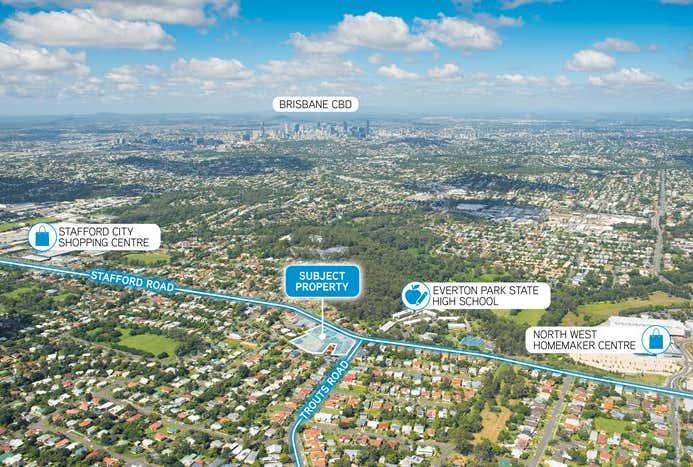631 to 641 Stafford Road and 62,  74 & 78 Midson Street, Stafford, Qld 4053