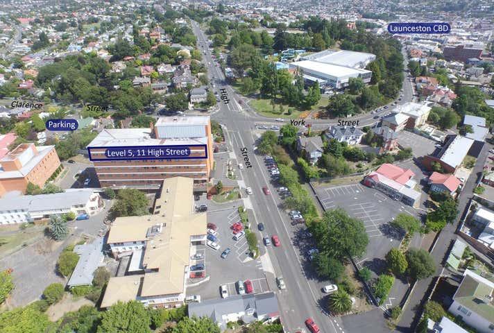 Level 5, 11 High Street Launceston TAS 7250 - Image 1