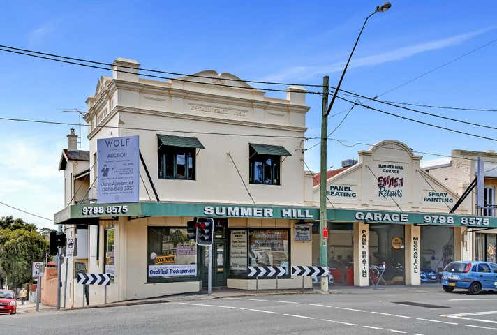 Summer Hill Garage, 190-192  Old Canterbury Road Summer Hill NSW 2130 - Image 1